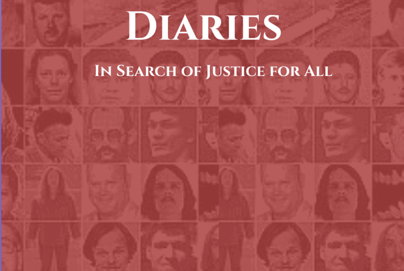 Red Background, serial killers, True Crime Diaries, in search of justice for all, https://truecrimediaries.com